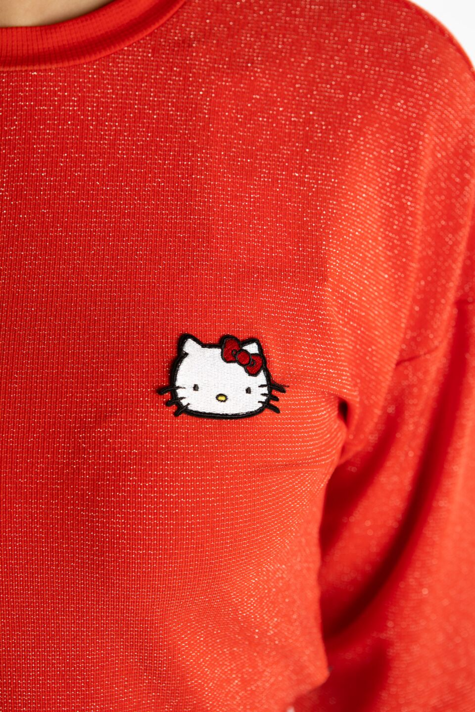 HELLO KITTY LS 633 RED