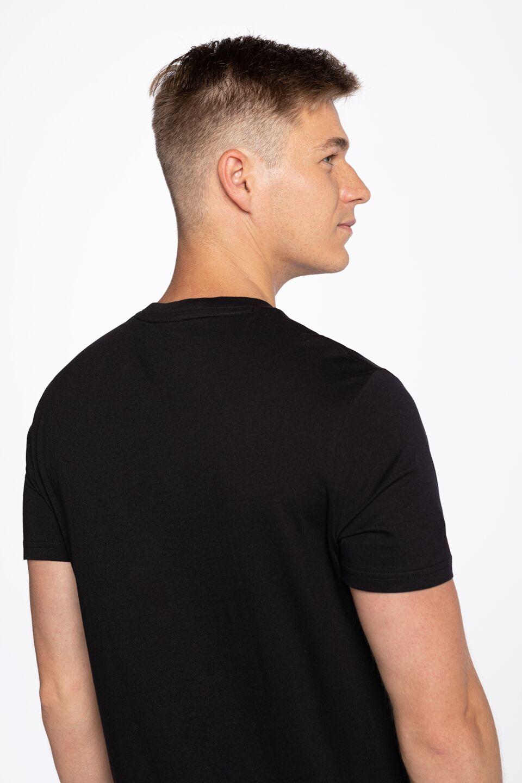Crewneck T-Shirt 214747-KK001 BLACK