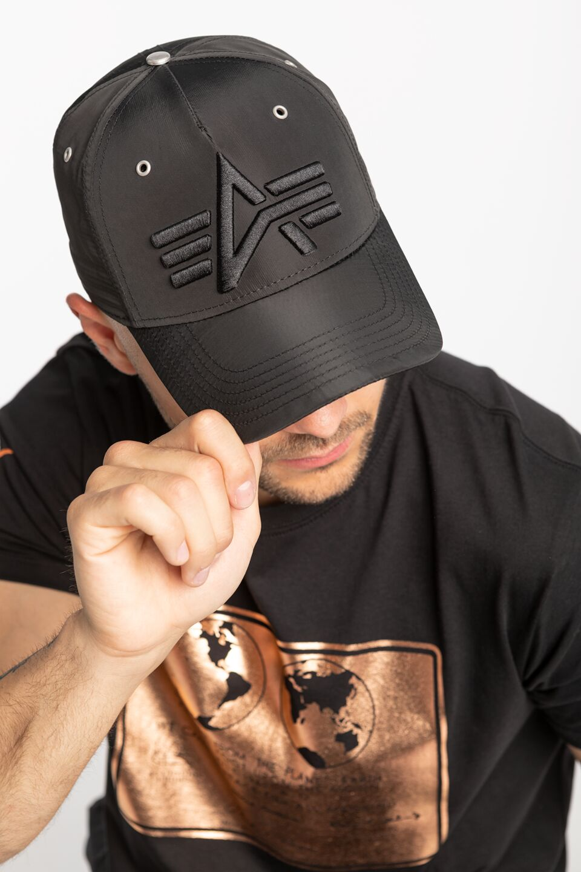FLIGHT CAP 03 BLACK