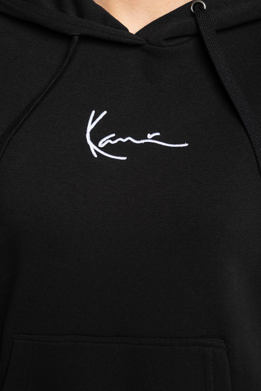 KK Small Signature Hoodie 364 BLACK