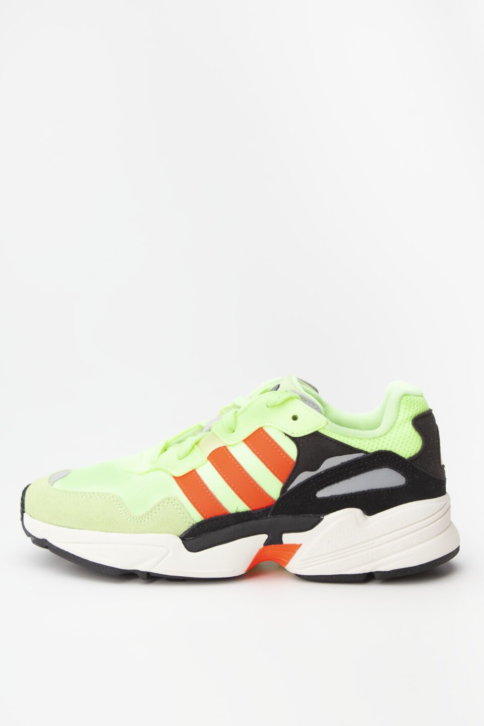 YUNG-96 HI-RES YELLOW/SOLAR RED/OFF WHITE