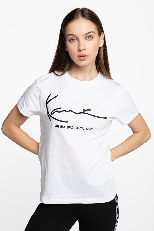 KK Signature BRK Tee 6138728 WHITE