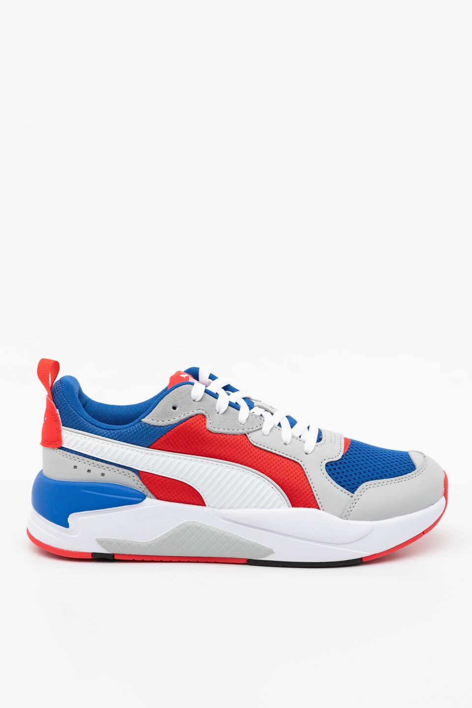 X-RAY 04 ROYAL/WHITE/RED/HIGH RISE