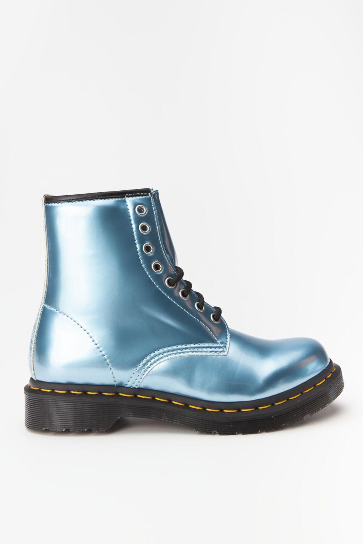 VEGAN 1460 BLUE PONY GOLDMIX