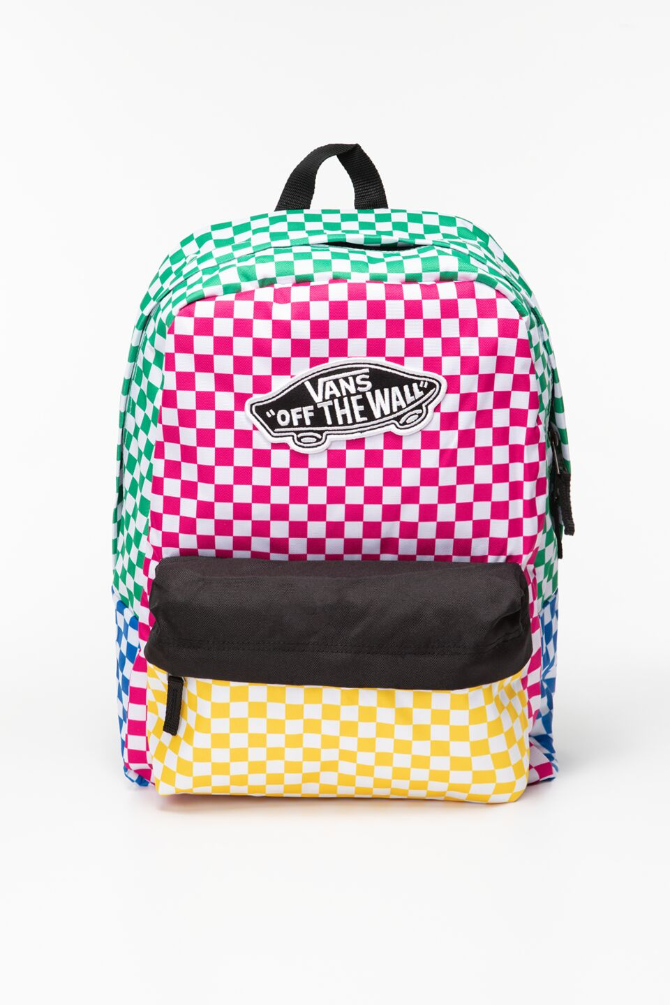 WMALM BACKPACK CHECKER BLOC VN0A3UI6ZL11 Checker Block