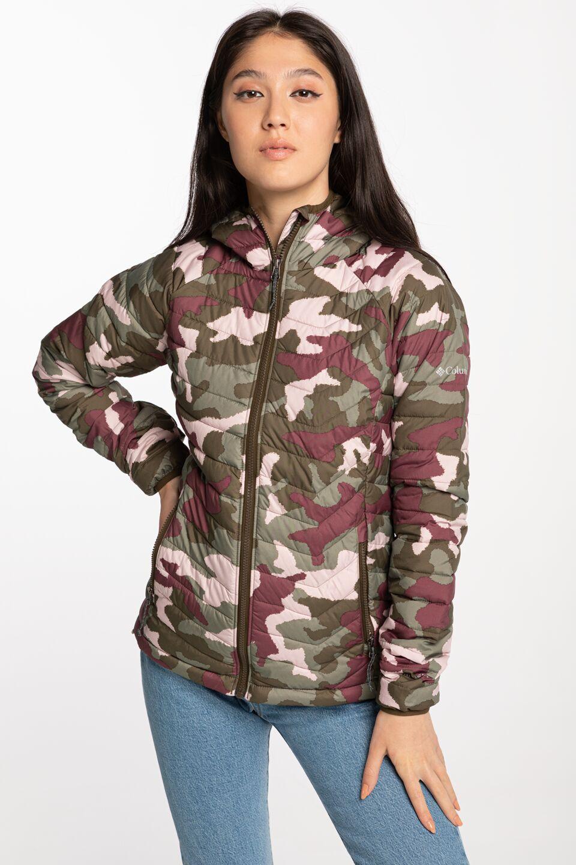 Powder Lite Hooded Jacket 1699071-320 CAMO
