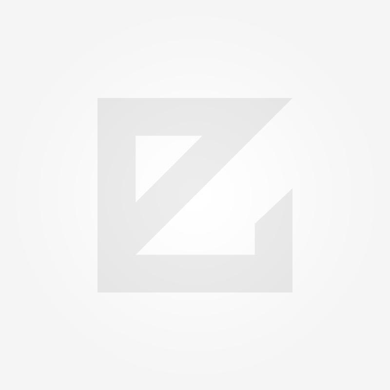SOLID CREW SOCK 489 WHITE/BLACK