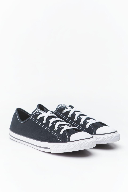 CHUCK TAYLOR ALL STAR DAINTY NEW COMFORT 982 BLACK/WHITE/BLACK