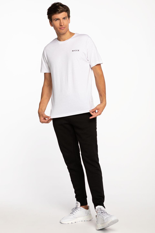 CHEST LOGO T-SHIRT 001-3-09-02-0002 WHITE