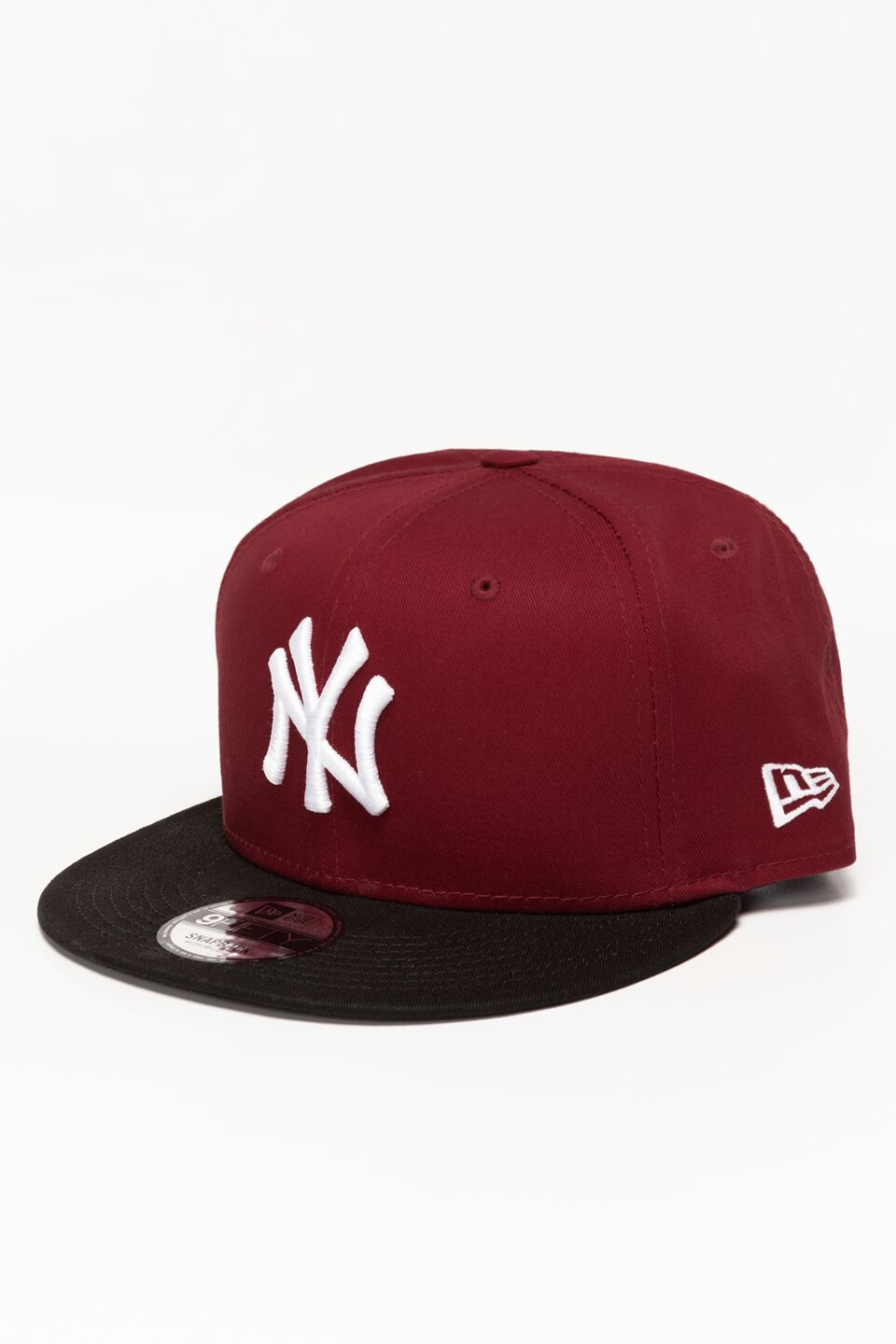 COLOUR BLOCK 9FIFTY NYY RED 12122745 RED/BLACK/WHITE