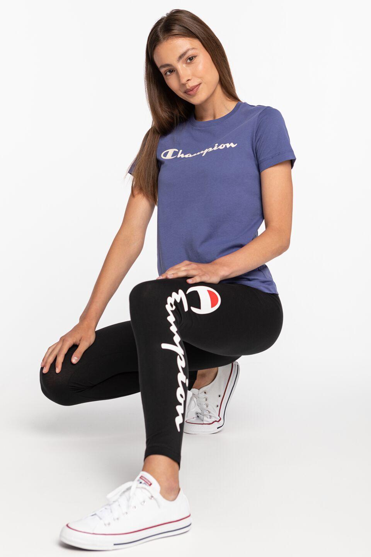 Crewneck T-Shirt 113223-BS541 LAVENDER
