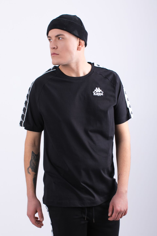 EMANUEL T-SHIRT 005 BLACK