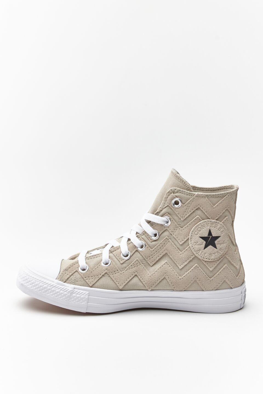 CHUCK TAYLOR ALL STAR HI 129 PAPYRUS/BLACK/WHITE