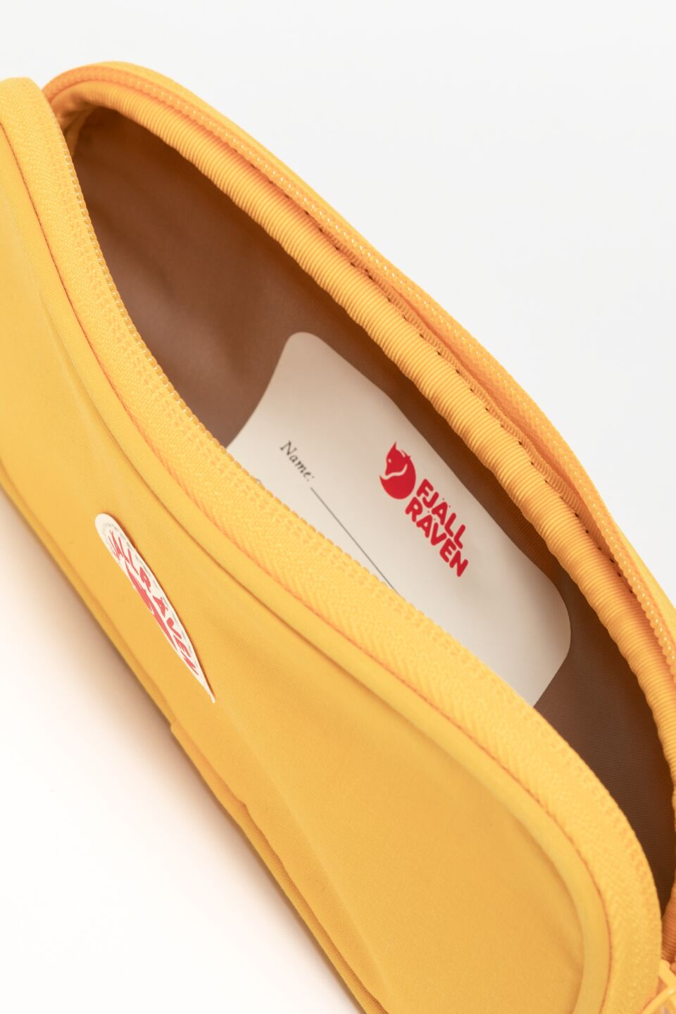 KANKEN PEN CASE 141 WARM YELLOW