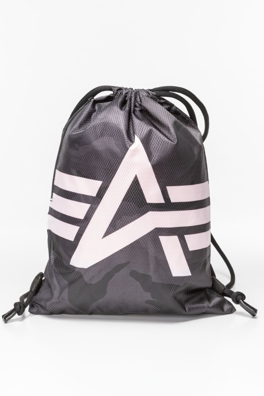 Basic Gym Bag 198903-125 BLACK/WHITE