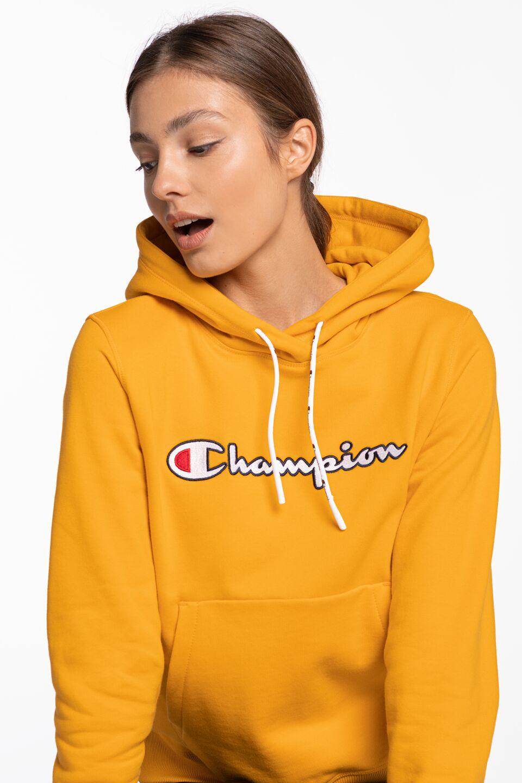 Hooded Sweatshirt 185 YELLOW
