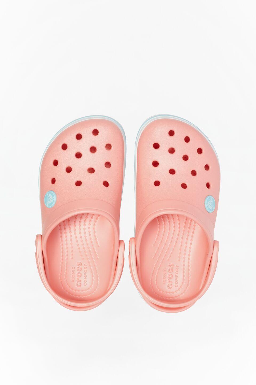 Crocband Clog K 537 MELON/ ICE BLUE